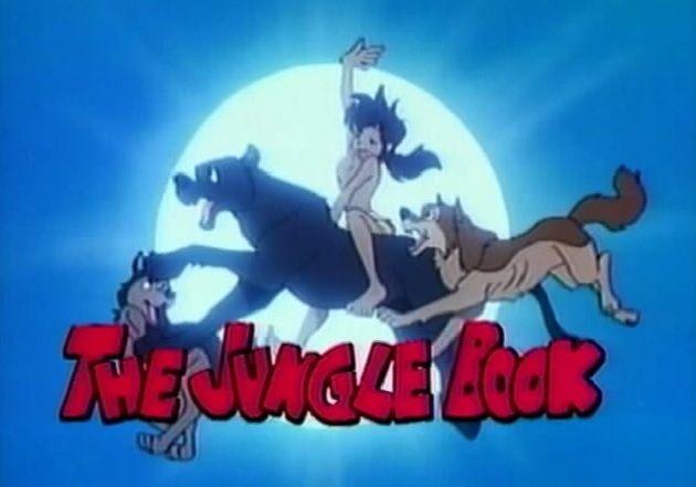 JungleBookshow