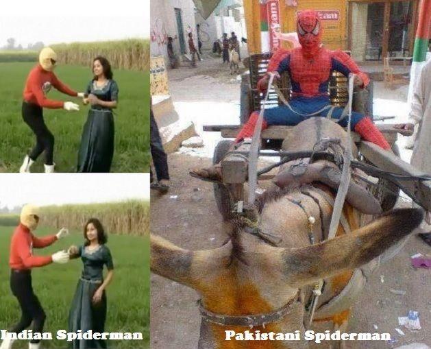 IndiaandPakistanspiderman