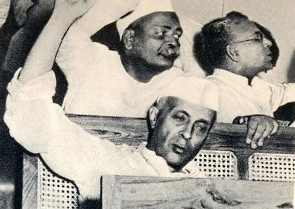 Nehru and partition