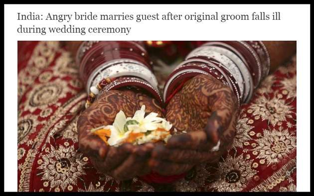 bridemarriesguest