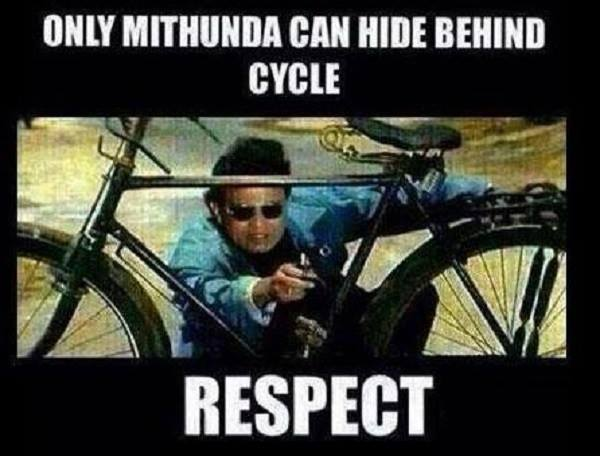 Funny Things About Mithun Chakraborty That Will Make You Go ROFL!