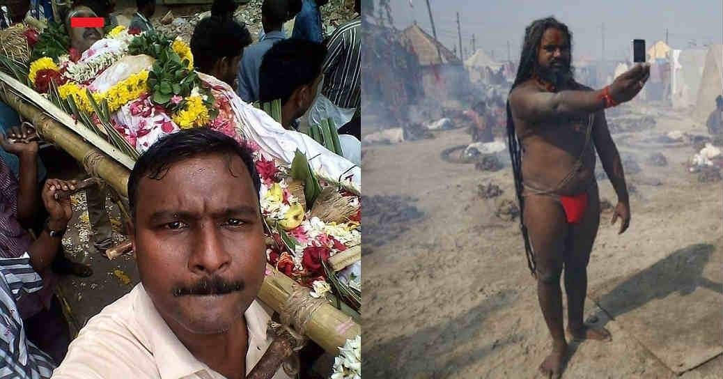 Of The Most Unbelievable Indian Selfies Ever Taken Some Are Really Bizarre