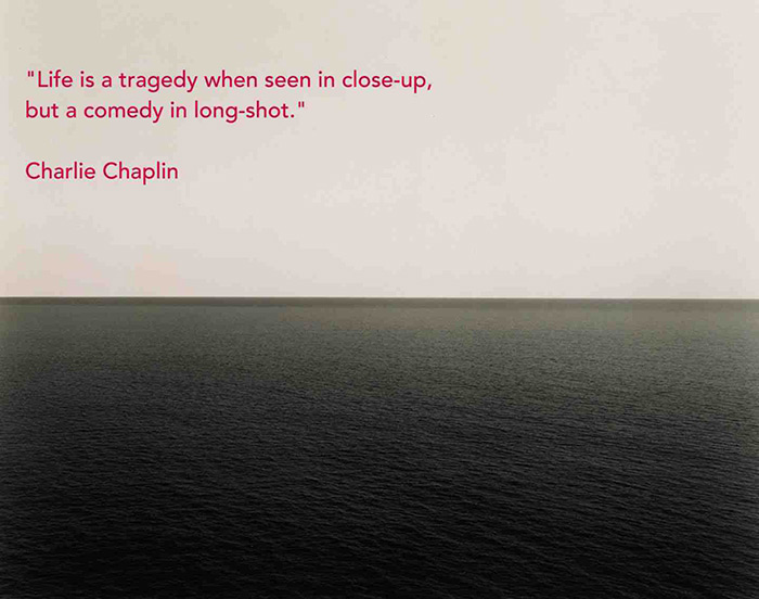 Charlie chaplin life quotes