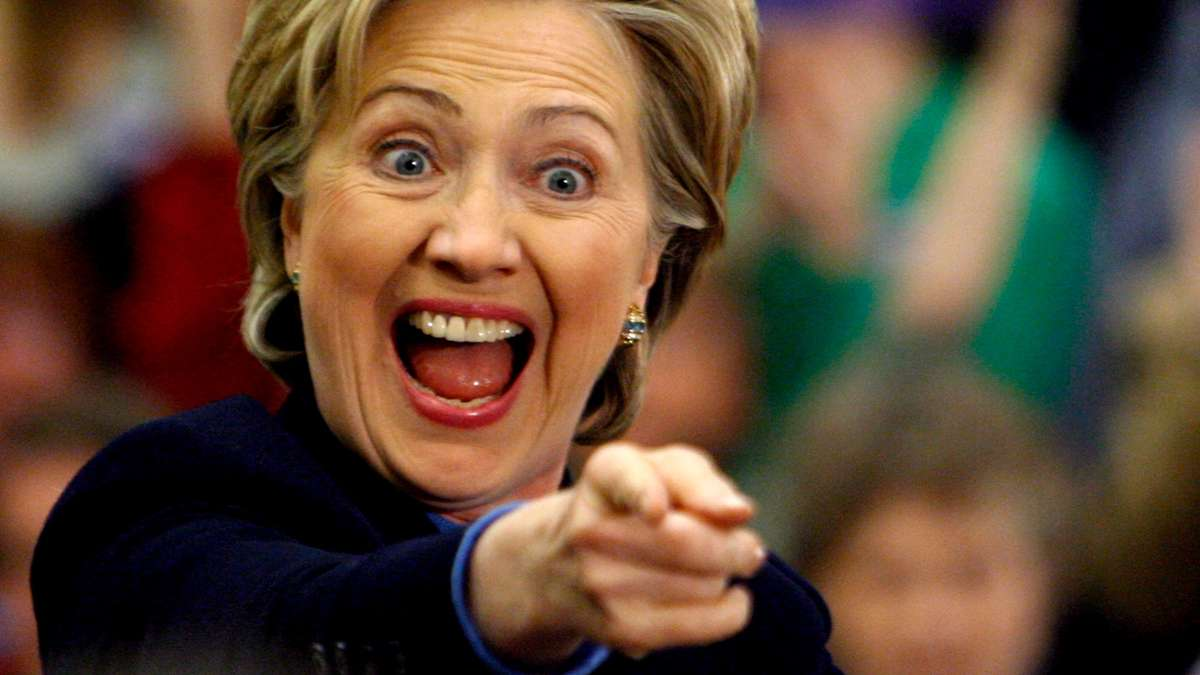 Hillary Clinton Presidential Debate 2016