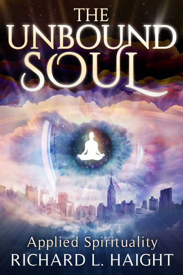Spirituality Boost Self Confidence Get Rid Of Anxiety Richard L Haight New Book Launched
