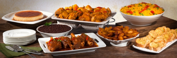 Authentic cuban cuisine catering service by cubavana cuban for Authentic cuban cuisine