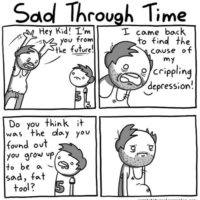 2. Itu0027s A Sad Paradox