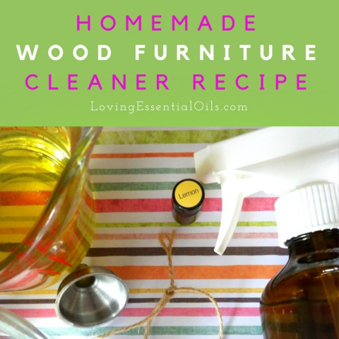 how to make homemade furniture polish