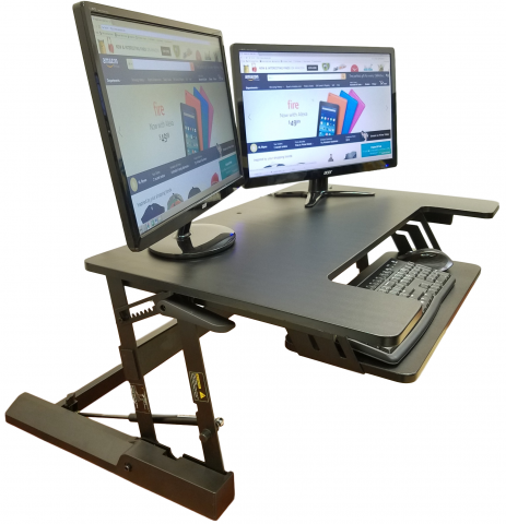 In A Intoxicating Change Of Pace, Amazon Retailer U201cHigh Supplyu201d, Will Be  Celebrating The Launch Of Its Sit Stand Desk By Holding A Party At HS  Downtown ... Great Ideas