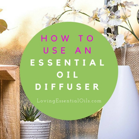 how to use an ultrasonic essential oils diffuser around the house like an expert. Black Bedroom Furniture Sets. Home Design Ideas