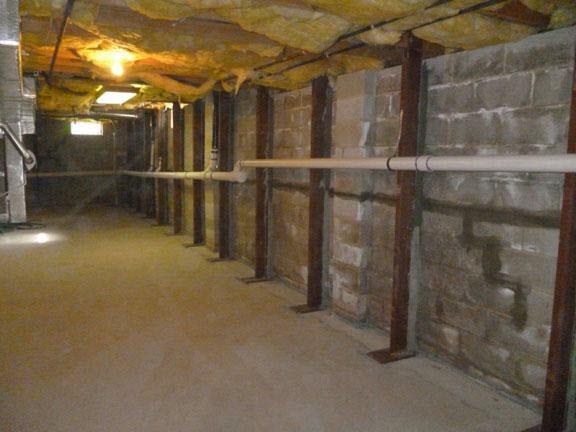 Get The Best Grand Prairie Basement Wall Repair Pier