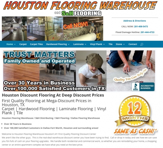 The Best Houston Discount Flooring Outlet To Save Big On