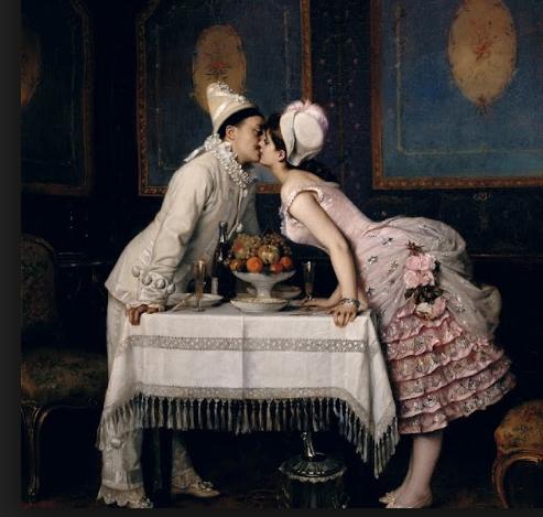 sex sexual intercourse vintage kiss