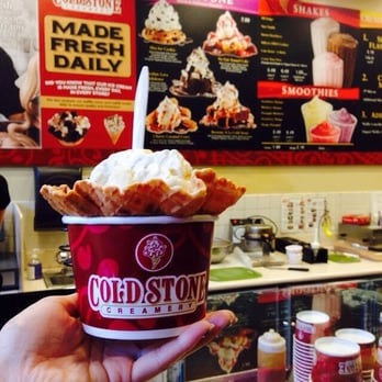 Reviews on Cold Stone Creamery in London - Chin Chin Labs, Gelato Mio, Four Winters, Crumbs and Doilies Cupcakes, The Parlour, Lab G, The Crepe Factory, Cake That Cupcakes, Scoop, Udderlicious.