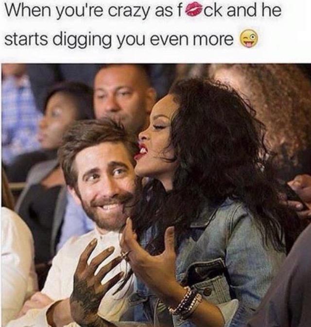 rihanna funny meme