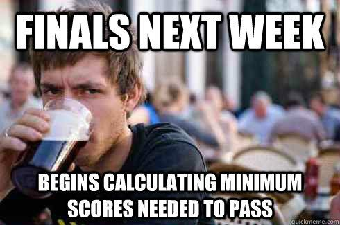 funny finals exam memes