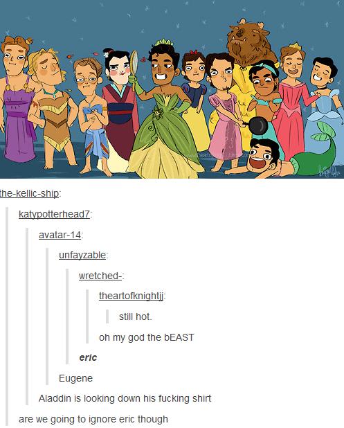Disney Princess Memes