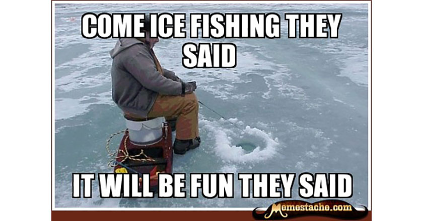 25 funny hunting fishing pictures that will make you go for Dirty fishing jokes