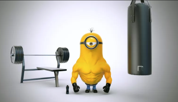 minion fitness