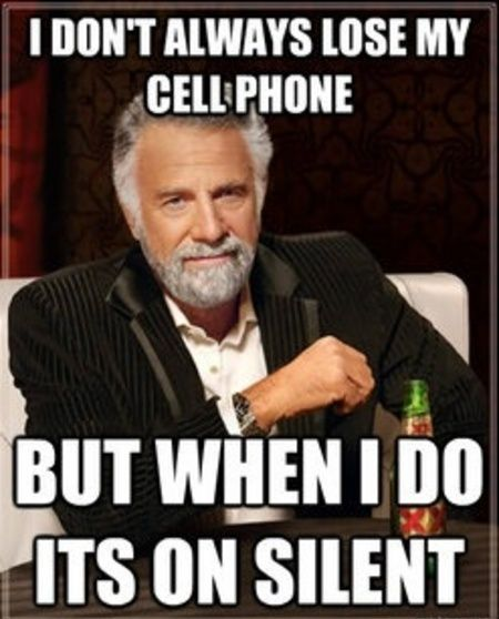 Cell Phone Memes