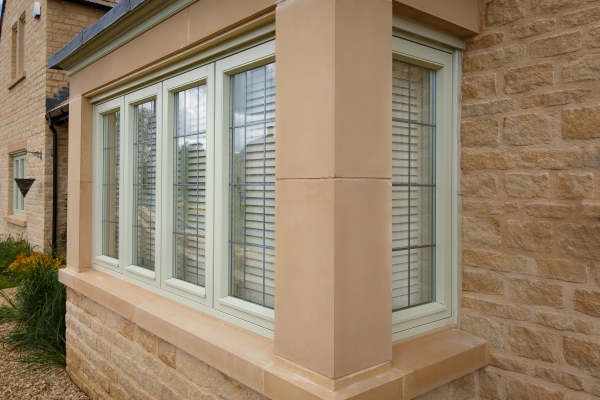 Transform your bay windows with made to measure unique - Measure exterior window shutters ...