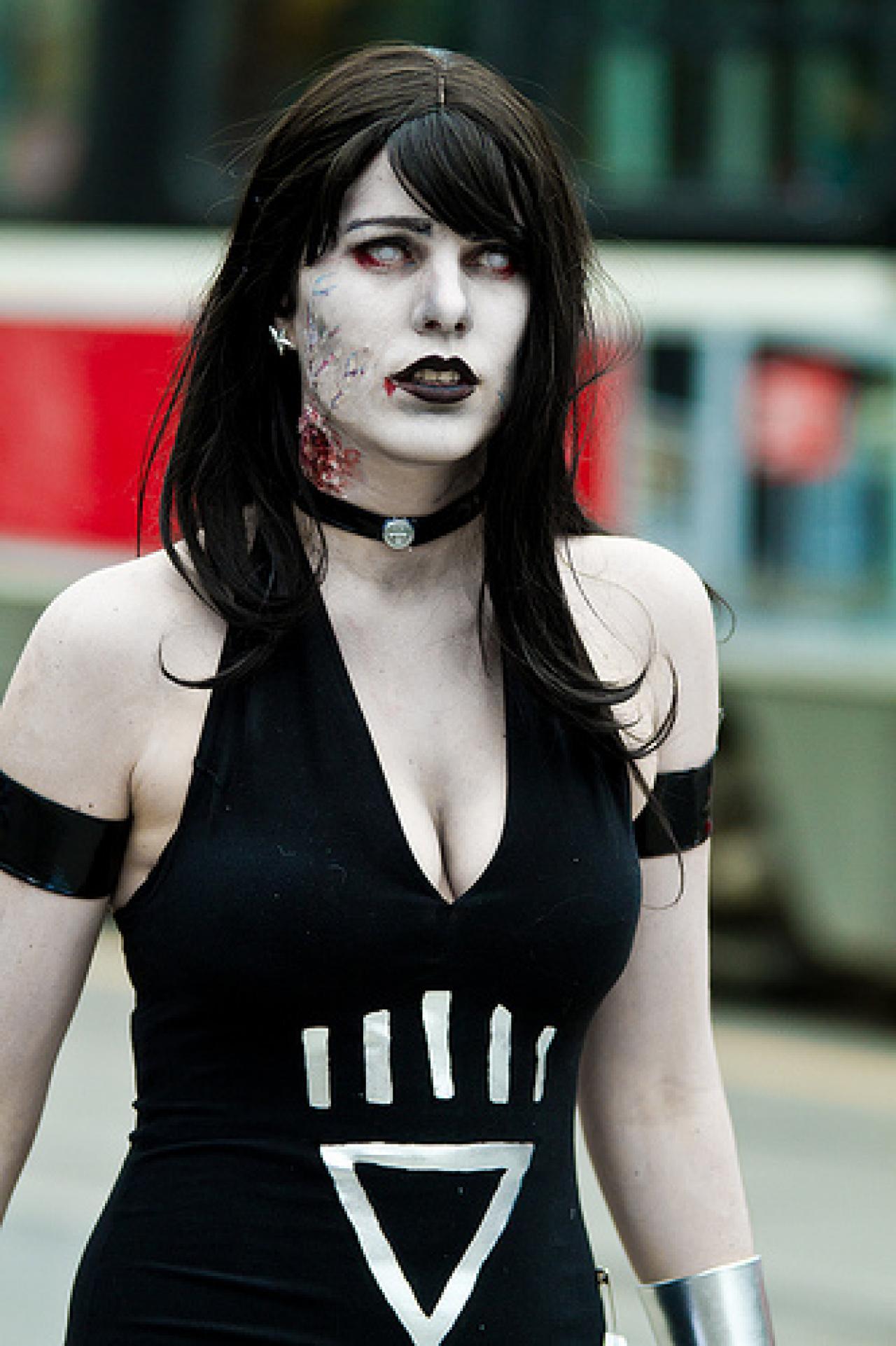 sexy zombie 14