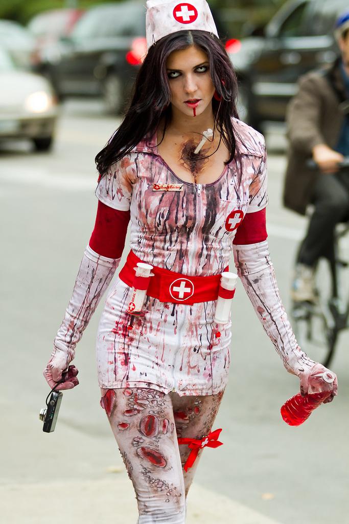 sexy zombie 12