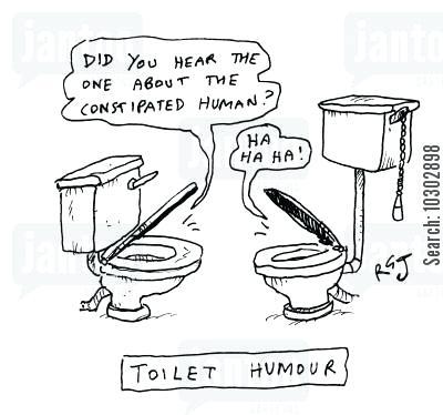 toilet humor jokes humour cartoons flush cartoon bathroom joke hilarious human constipated hear did jantoo funny potty dislike entertains