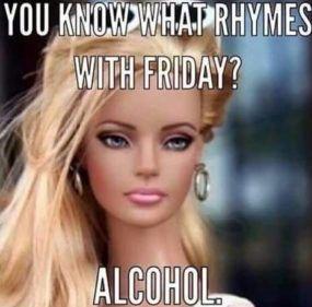 Friday meme