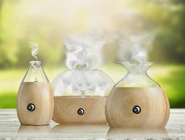 Aromatherapy Nebulizer Diffuser ~ Learn the benefits of aromatherapy essential oil