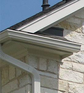 Get Affordable Seamless Rain Gutters Downspouts Amp Leaf