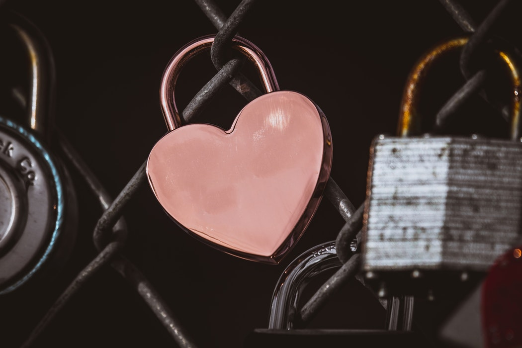 love quote heart