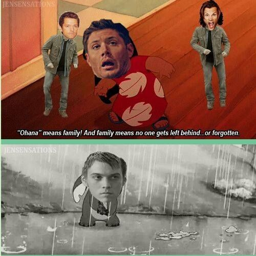 supranatural memes 11