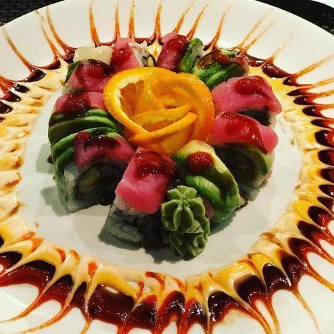 Sushi In James Island Sc