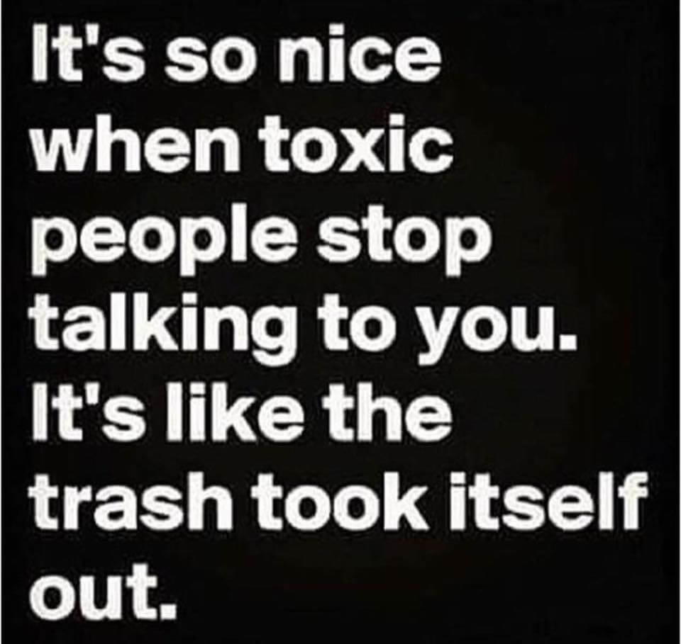 toxic people quote