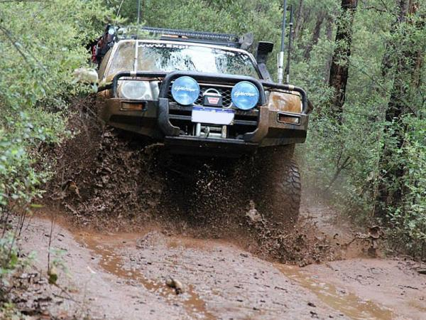 Perth 4WD Adventure Show to include V8 Diesel Engine