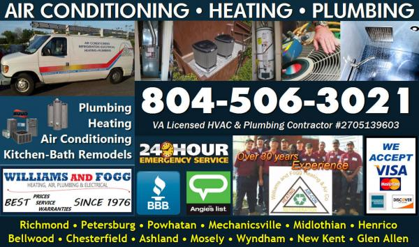 Get Reliable Full Service Plumbing Heating Amp Cooling With