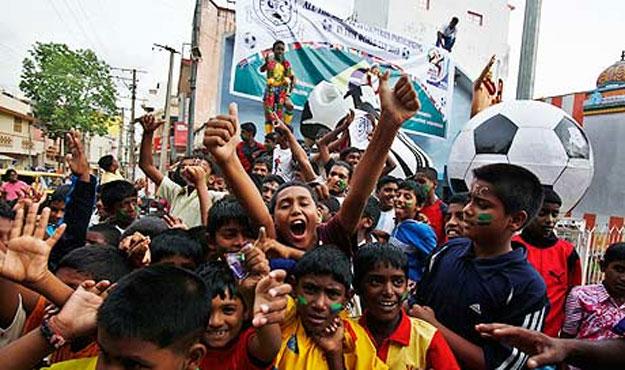 BrazilworldcupIndia