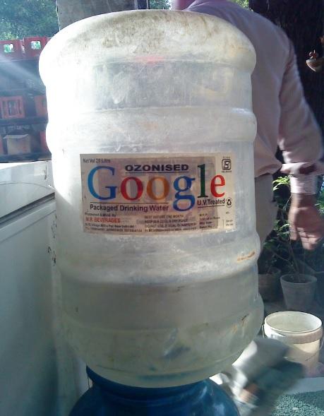 Googlewater