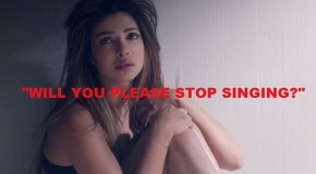 priyanka stop singing