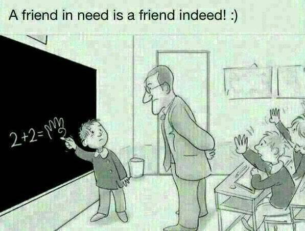 friendinneed