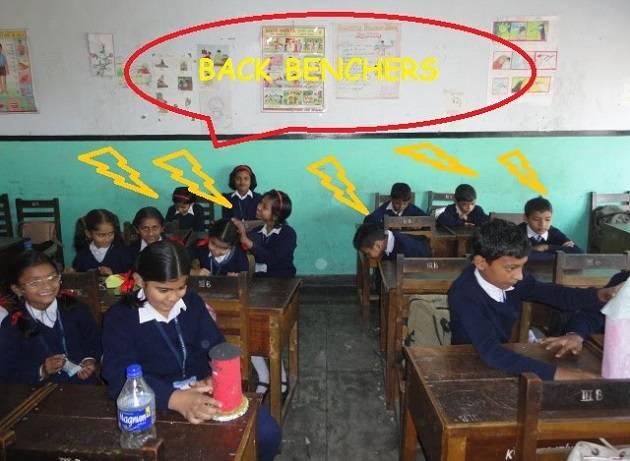 funny kids in school