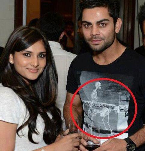 Funny T-Shirts ViratKohli