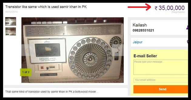 aamir khan radio olx india