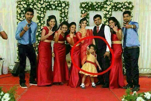 funny indian wedding photo