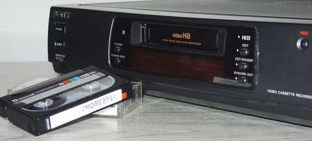 VCRmachine