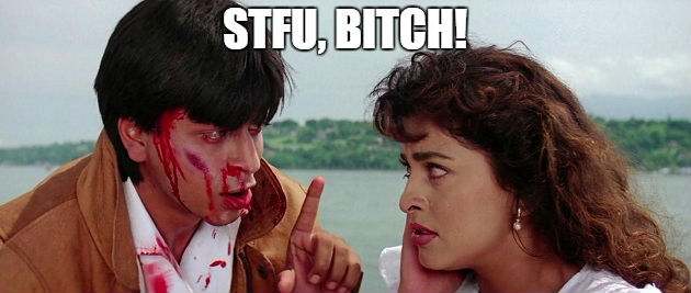 Bollywood Villains darr