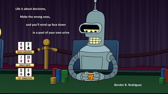 bender life quotes
