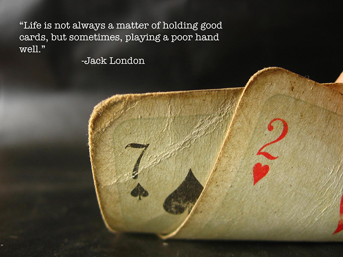 jack London life quotes