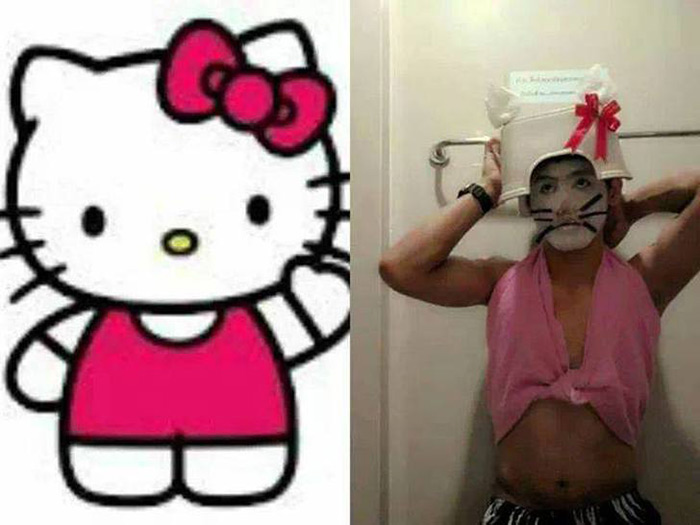 Low Cost Cosplay Ideas